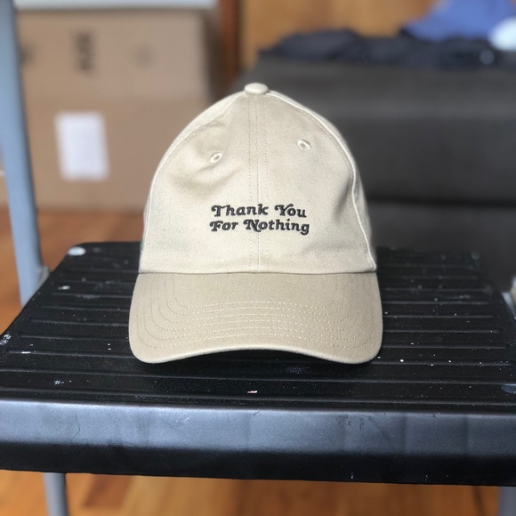 8978cad3 adidas Accessories | Thank You For Nothing Hat | Poshmark